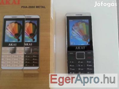 Akai PHA 2880 kártyafüggetlen dual simes szép állpotú mobil eladó!